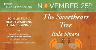 harlequin heartwarming thanksgiving the sweetheart tree guest