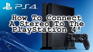 blu ray home theater system ht bd1250 how to connect a surround sound stereo to the playstation 4 youtube