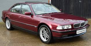 bmw e38 7 series 740 4 4 v8 individiual old colonel cars old
