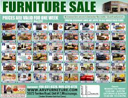 kitchen furniture stores toronto arv furniture flyers clearance sale weekly flyer arv furniture