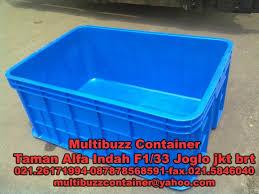 Keranjang Industri terjual keranjang plastik keranjang container plastik pallet drum