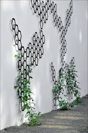 decorative honeycomb trellis but have honeycomb pattern on roof