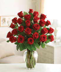 two dozen roses at from you flowers