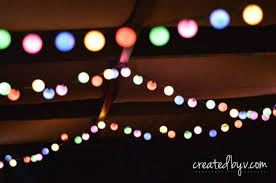 Lights Home Decor 16 Unexpected Ways To Use Christmas Lights This Summer Hometalk