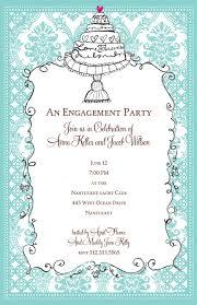 elegant bridal shower invitation alesi info