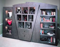 Bookshelves Furniture by Custom Built Cabinetry Bar Bookshelves Furniture Wood Design