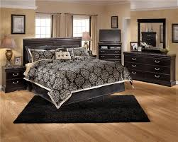 Big Bedroom Furniture by Bedroom Charming Dark Brown Bedroom Furniture Set Combined With