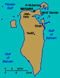 map of bahrain abc maps of bahrain flag map economy geography climate