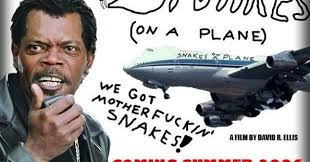the story behind that classic snakes on a plane line mad bracket