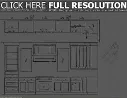 standard size kitchen cabinets kitchen decoration