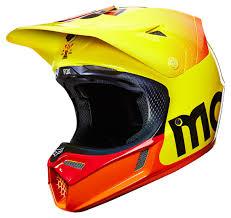 helmets motocross fox v3 40 years helmet helmets motocross fox head flip flops uk