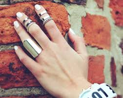 girl hand rings images Stacking rings do 39 s and dont 39 s ms career girl png