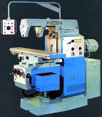 parkson m1200 and m1250 milling machines