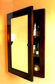 espresso medicine cabinet with mirror espresso bathroom cabinet com in medicine inspirations 8