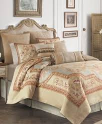 Jaclyn Smith Comforter Closeout Croscill Lorraine 4 Pc Bedding Collection Bedding