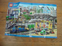 lego city 7499 instruction booklet manual 1 booklet only enkore kids