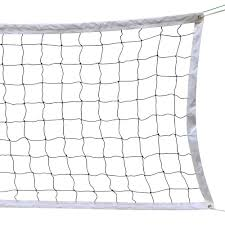 beach volleyball net volleyball green net and playing court