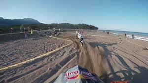 motocross helmet cam helmet cam jonny walker at red bull sea to sky 2015 beach race