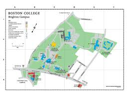 Bc Campus Map Past Events Boisi Center Boston College