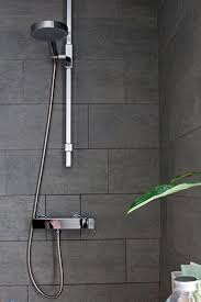 grey tiled bathroom ideas 40 gray shower tile ideas and pictures