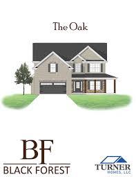 residential home designer tennessee black forest development turner homes