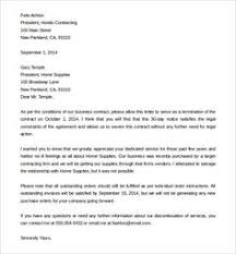 exle of letters of resignation lease cancellation letter a lease cancellation letter is written
