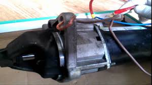 vauxhall astra mk5 starter motor replacement youtube
