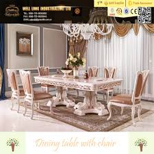 italian dining room furniture baroque antique style italian dining table 100 solid wood italy