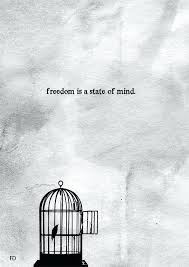 positive quote a bird sitting on a tree is never afraid of the
