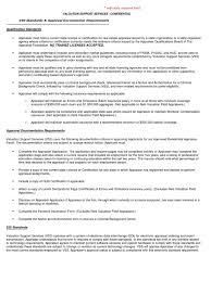 Real Estate Appraiser Resume Valuation Support Services Vss Appraiser Panel Agreement Real