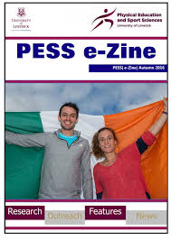pess e zine autumn 2016 by department of physical education and