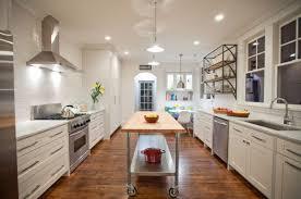 narrow kitchen with island kitchen great narrow kitchen ideas galley kitchen floor plans