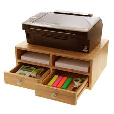 Small Laptop And Printer Desk by Printer Stand Ebay