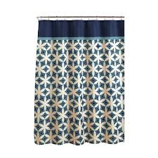 Gray Paisley Shower Curtain by Cotton Shower Curtains Shower Accessories The Home Depot