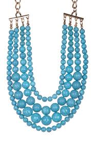 multi layered beaded necklace images Baublebar lotus multi layer beaded necklace nordstrom rack jpg