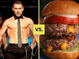 sofa king juicy burgers magic mike channing tatum and the juicy lucy devour cooking