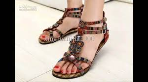 summer fashion young girls sandals designs shoes collection youtube