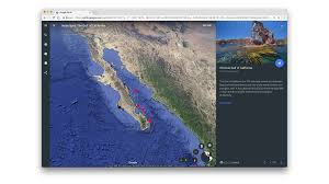 Mexico Google Maps by Dive Into World Oceans Day With Google Earth And Maps