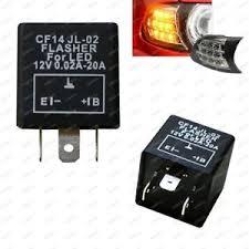 3 pin cf14 cf 14 jl 02 ep35 led flasher relay fix turn signal