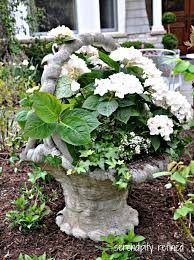 serendipity refined blog summer urns and container gardens tips