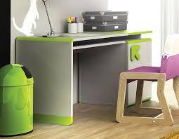 bureau vert bureau vert et gris ado avec caisson design hugo bureau