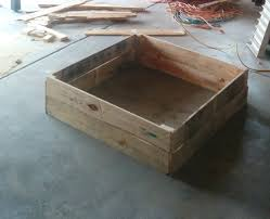 Making Wood Toy Boxes by Diy Wood Pallet Under Bed Toy Storage U2022 Our House Now A Home