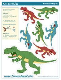 dinosaur templates free printable dinosaur shape pdfs