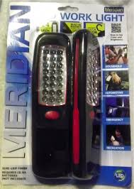 meridian 24 led work lights at walmart