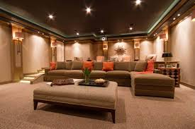Home Theater Sectional Sofas L Shaped Home Theater Sectional Sofas Home Theater Sectional