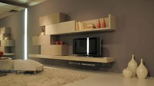 stylish tv units design in living room