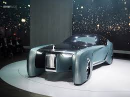 rolls royce concept rolls royce vision next 100 live photos from london