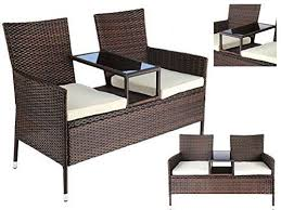Patio Furniture Rattan 192 Best Rattan Benches Images On Pinterest Rattan Furniture