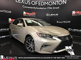 used lexus es 350 reviews new 2017 lexus es 350 touring package 4 door car in edmonton
