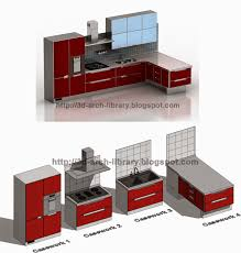 3d kitchen design free download revit kitchen cabinets the building coder family api nested type